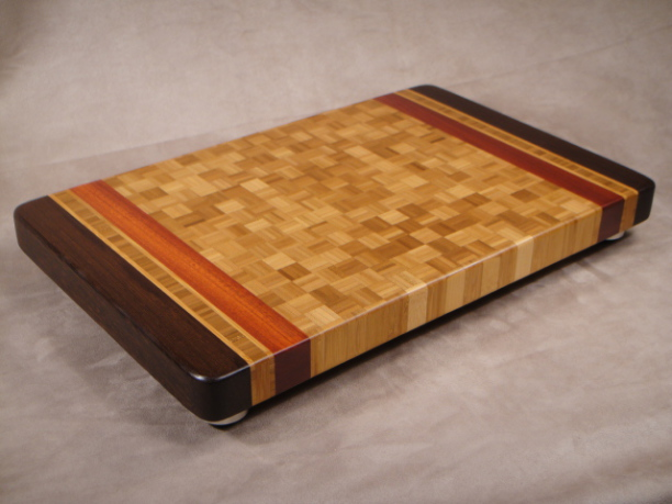 Gourmet Bamboo Cutting Board